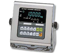 Stainless Steel Weighing Indicator Model 4407