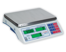 Counting Scale Model CS