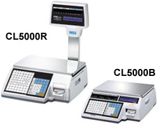 Label Printing Scale Model CL5000