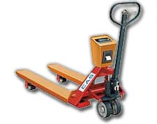 Pallet Truck Scale Model CPS