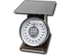 CCI Spring Dial Scale