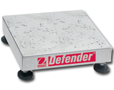 Defender W Ohaus Scale