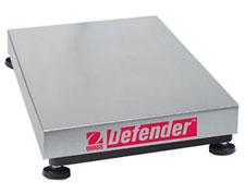 Defender 7000 Ohaus Square Base