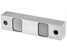 Nickel Plated or Stainless Steel Truck Beam Model 65061