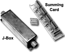 J Box w/Summing Card UniBridge