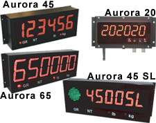 Western Weighing Technologies Remote Display