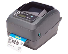 Direct Thermal Printer Model GK & GX